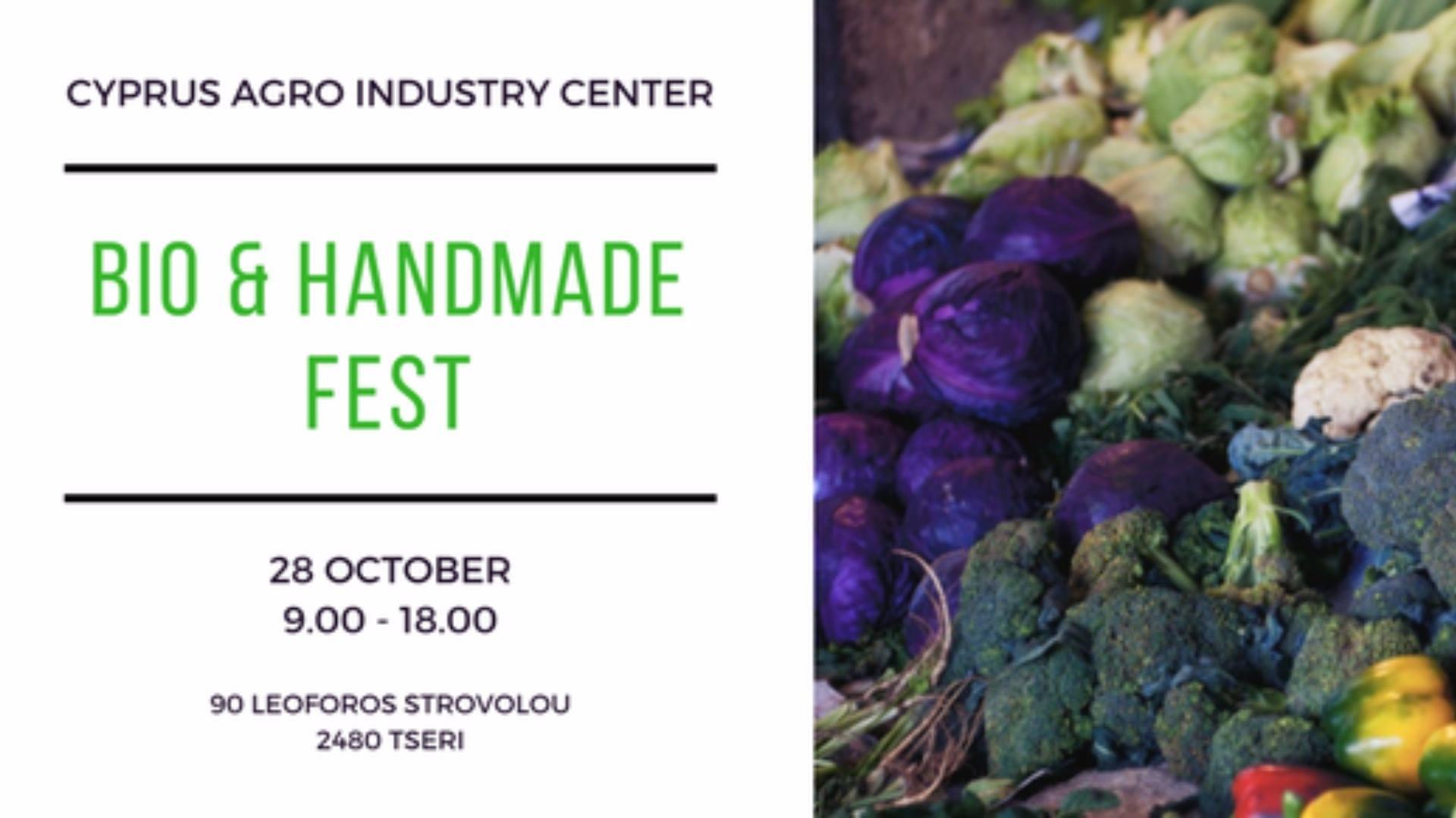 BIO & Handmade Fest