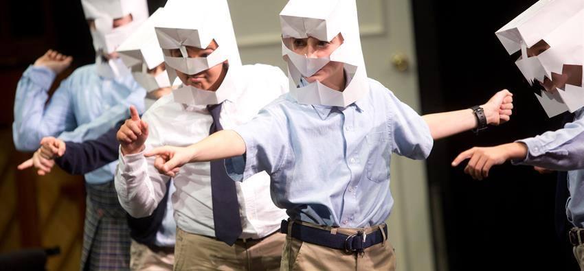 Το Θεατρικό Παιχνίδι ως Μέσο Διδασκαλίας των σχολικών μαθημάτων