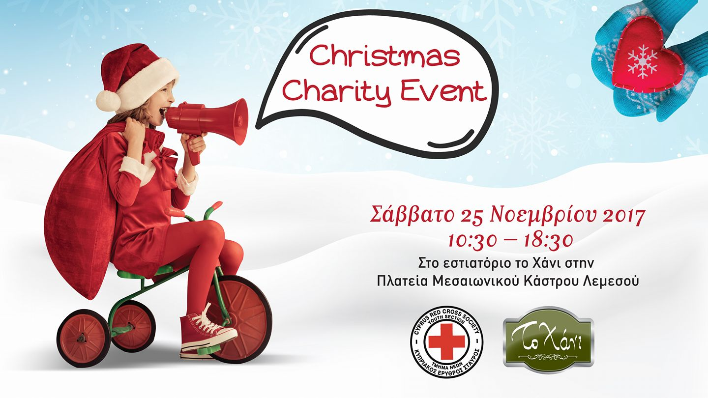 Christmas Charity Event In Limassol