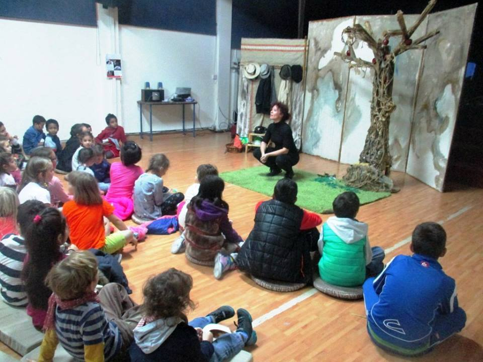 "Little Muse Storytelling Theatre: ""The Giving Tree"""