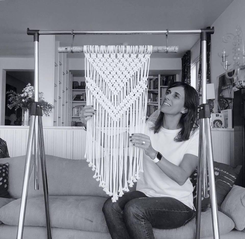 Macrame workshop by Christiana Anastassiou