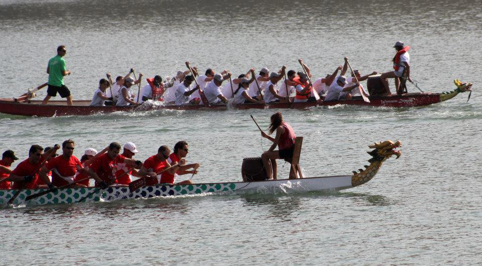 Dragon Boating Open Day for women and girls