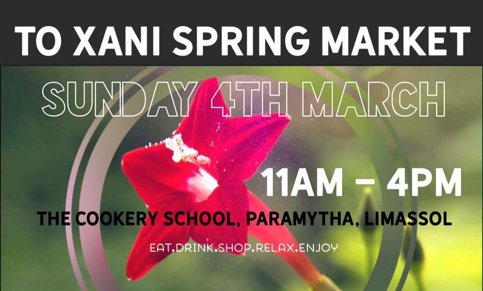 To Xani Spring Market