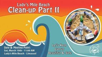 LMCG Beach Clean-Up!