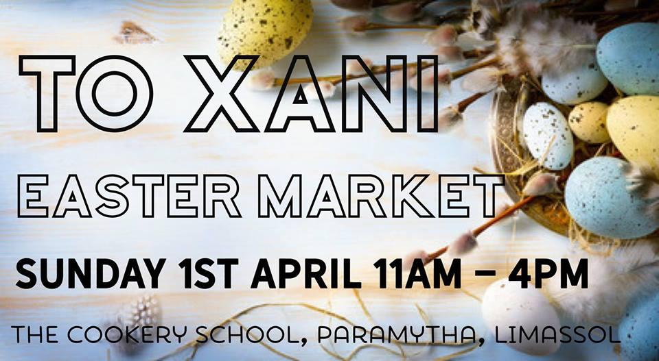 To Xani Easter Market