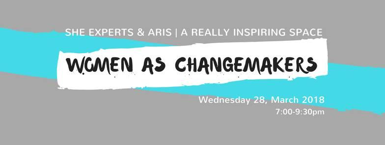 Women As Changemakers