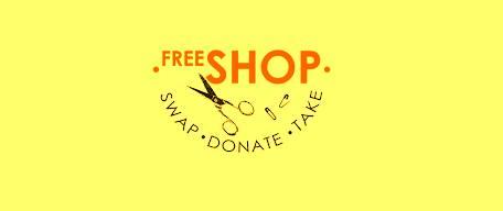 Δωρεάν Αγορά - Free Shop at GreenFest