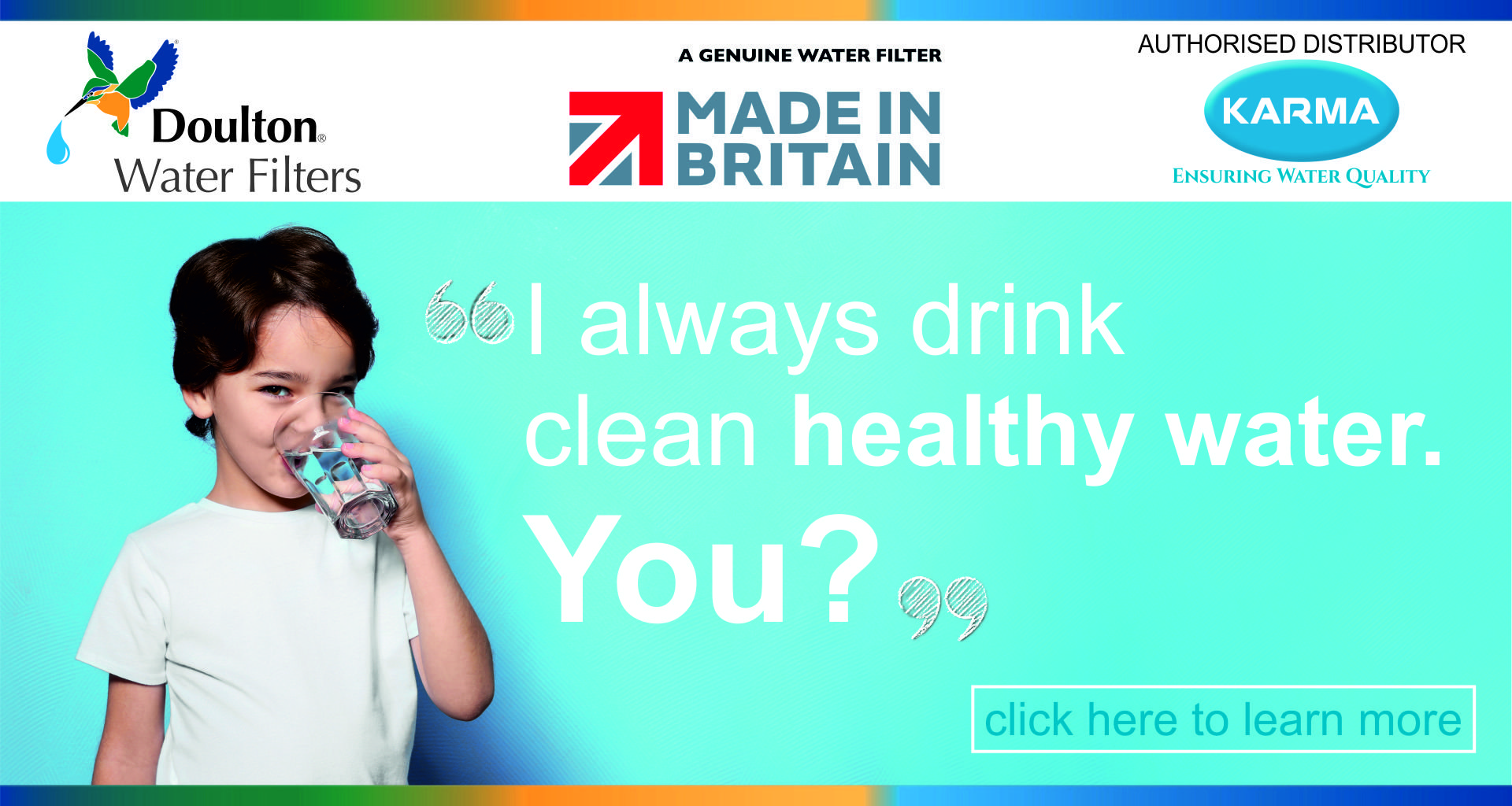 Is your drinking water clean?