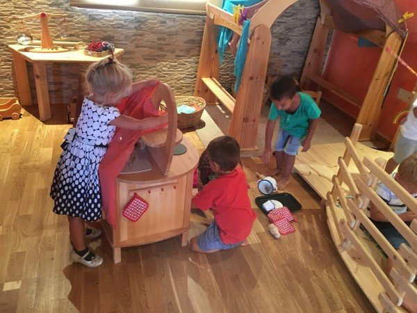 The power of playing and self learning in Waldorf Education