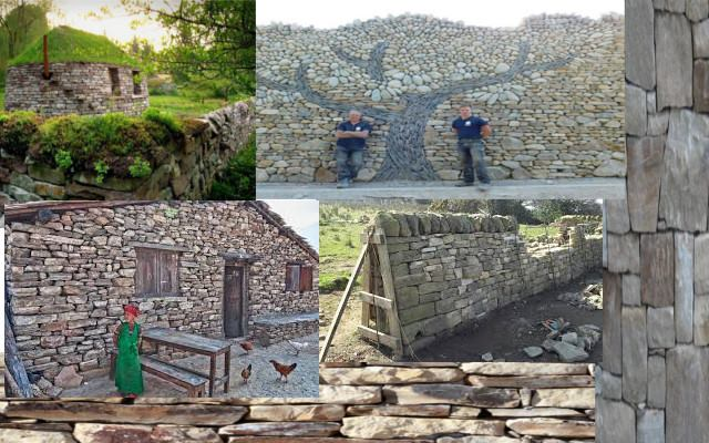 Natural Stone Building Courses (X 2)