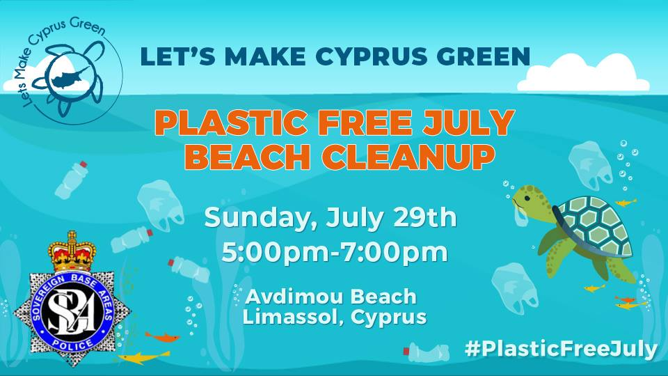 LMCG Plastic Free July Beach Cleanup