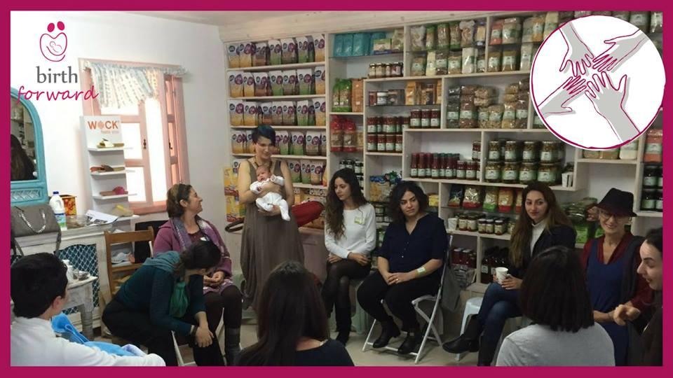 Birth Forward Kyrenia Open Meeting