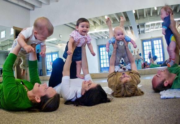 Baby Dancers