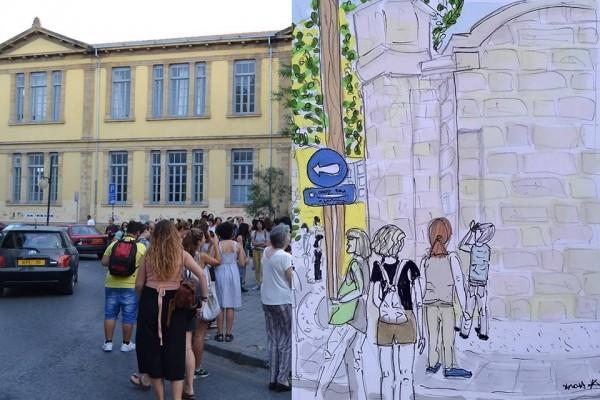 Nicosia Photo/Sketch Walk