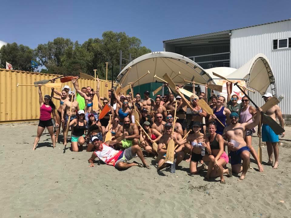 CrossFit End of Summer DragonBoat
