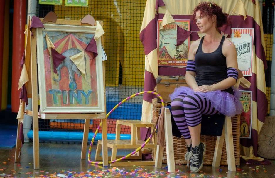 """Little Muse Storytelling: """"Stone Soup Circus"""""""