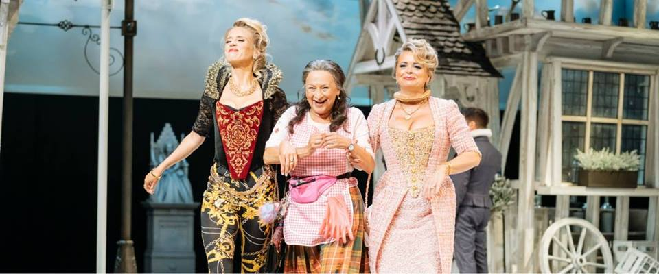 Royal Shakespeare: The Merry Wives of Windsor