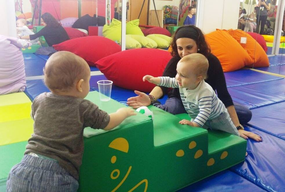 Crawling to Standing Baby Development Workshop (6-12m)