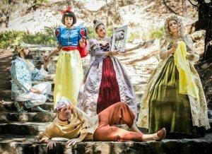 Snow White and the Seven Dwarfs - Nicosia