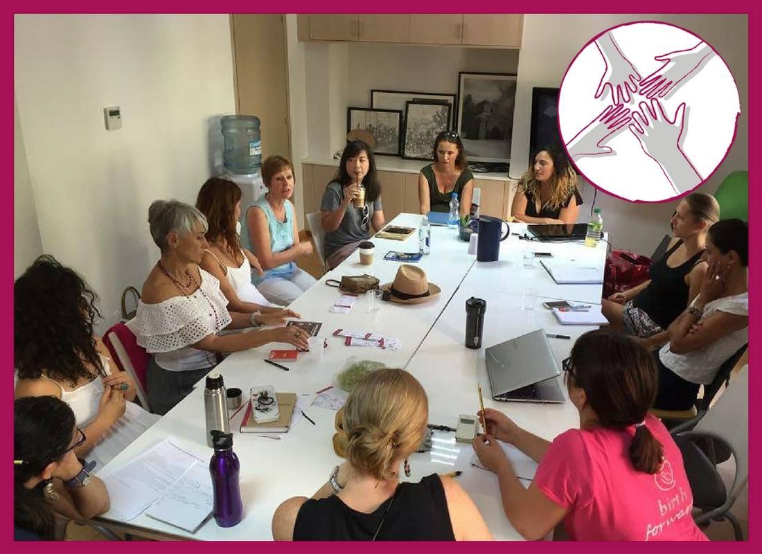 Open Islandwide Birth Forward Meeting