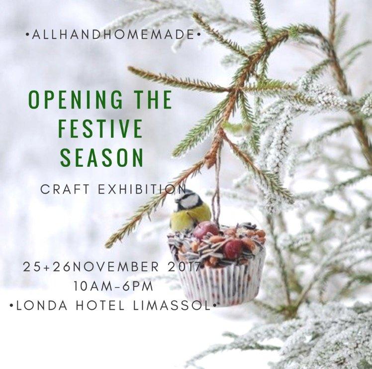 Opening the festive season