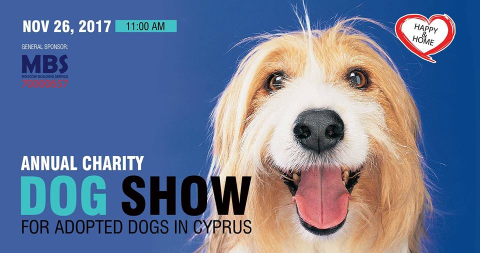 Annual Charity Dog show for Adopted Dogs