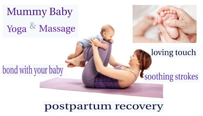 Mummy Baby Yoga & Massage
