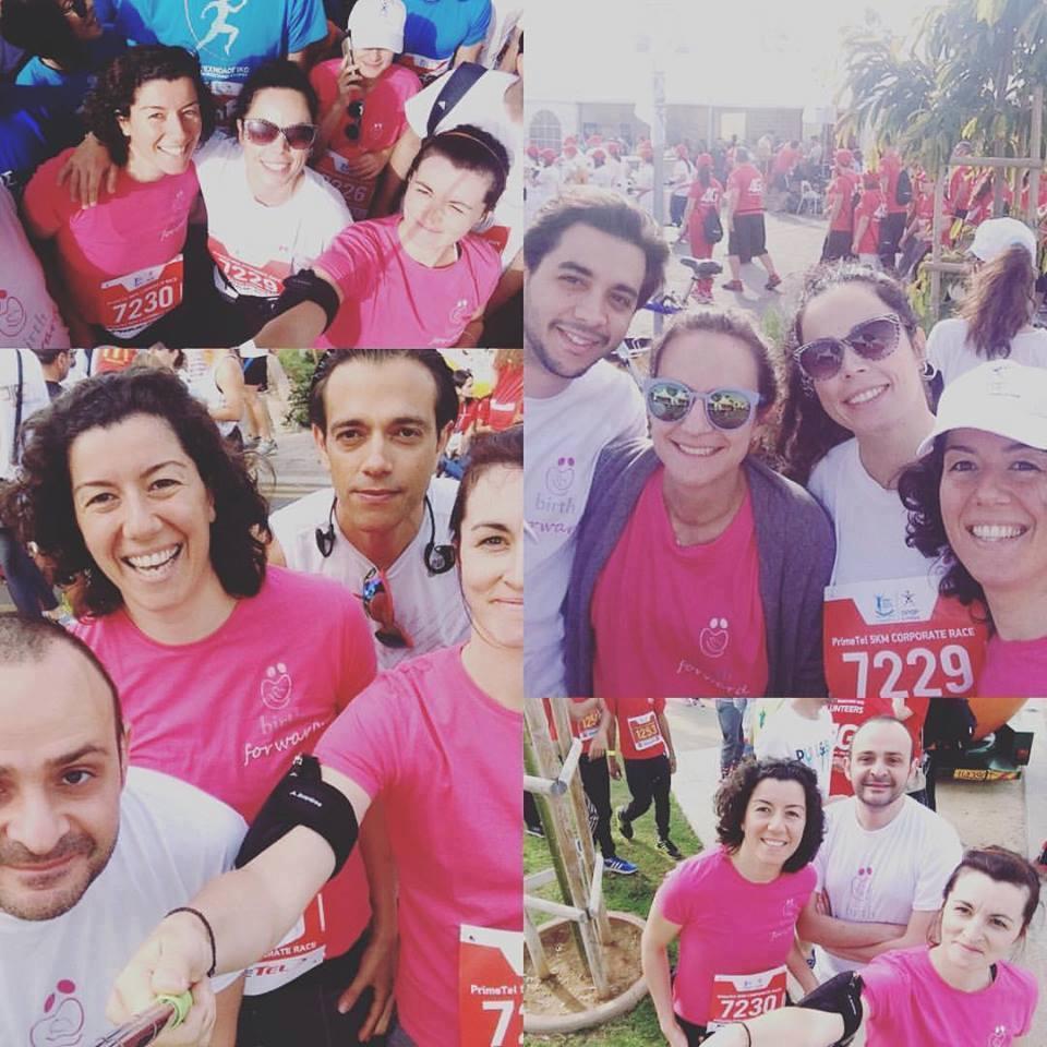 Birth Forward - Run for Family