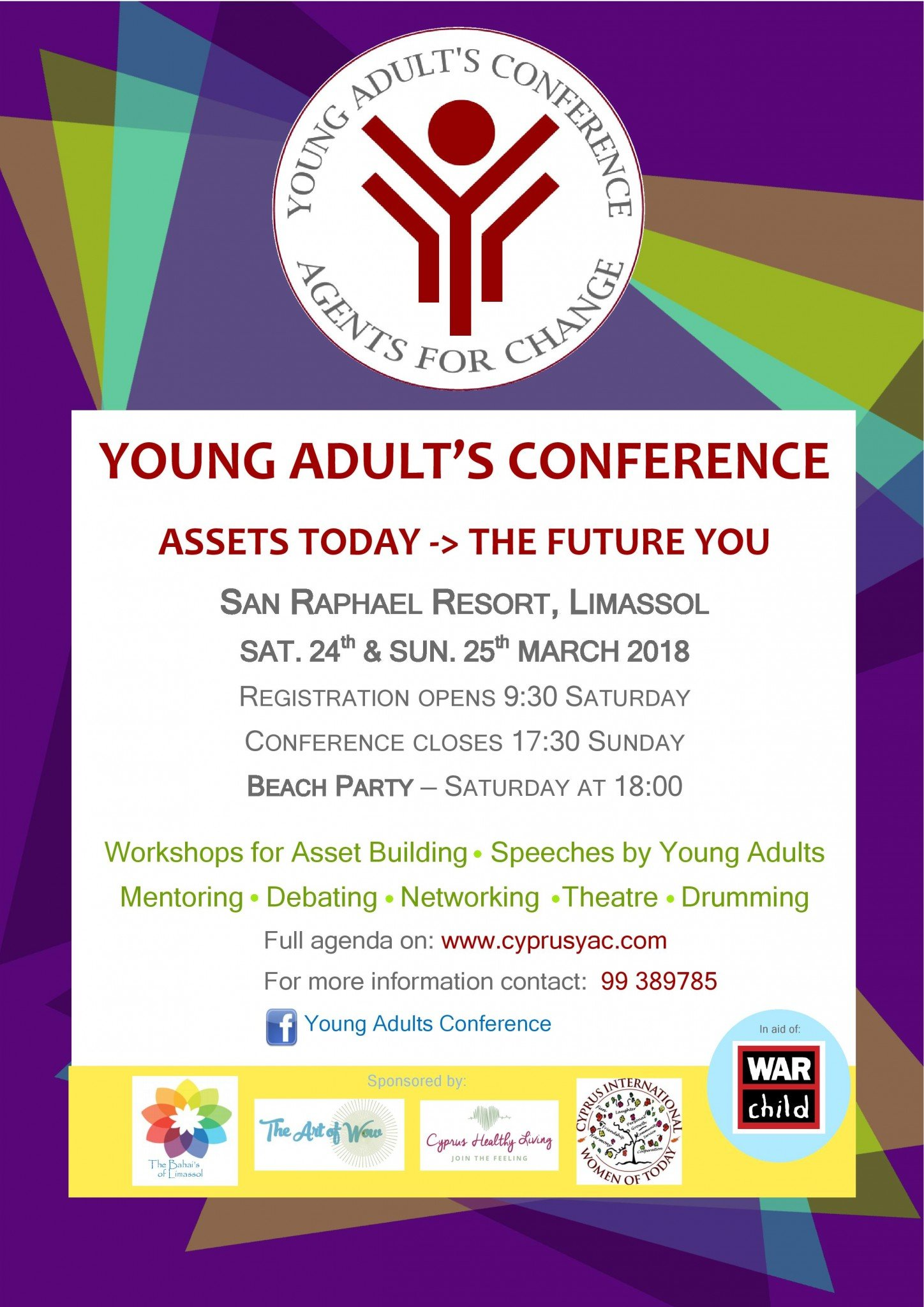 Young Adults Conference - Agents For Change