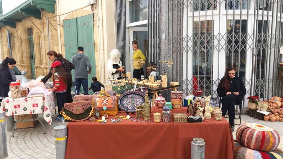 Easter Bazaar, Nicosia