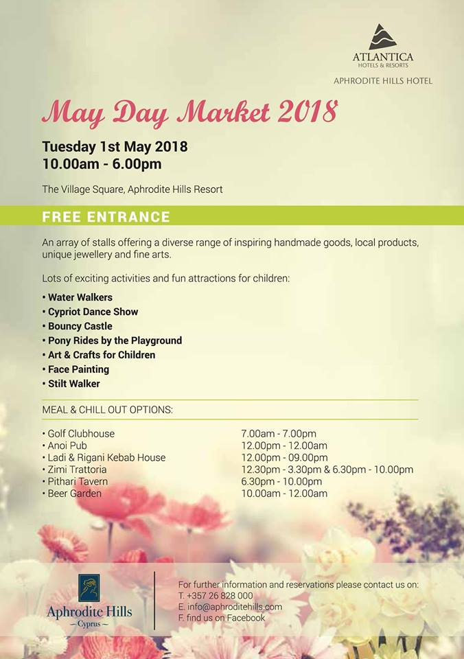 May Day Market