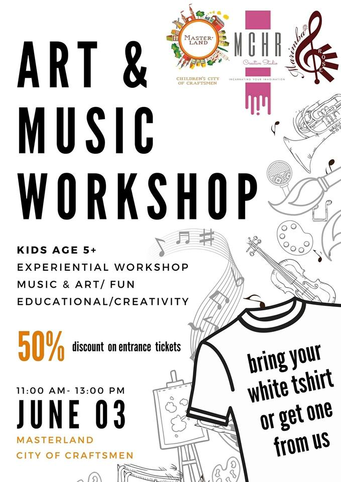 Art and Music Workshop