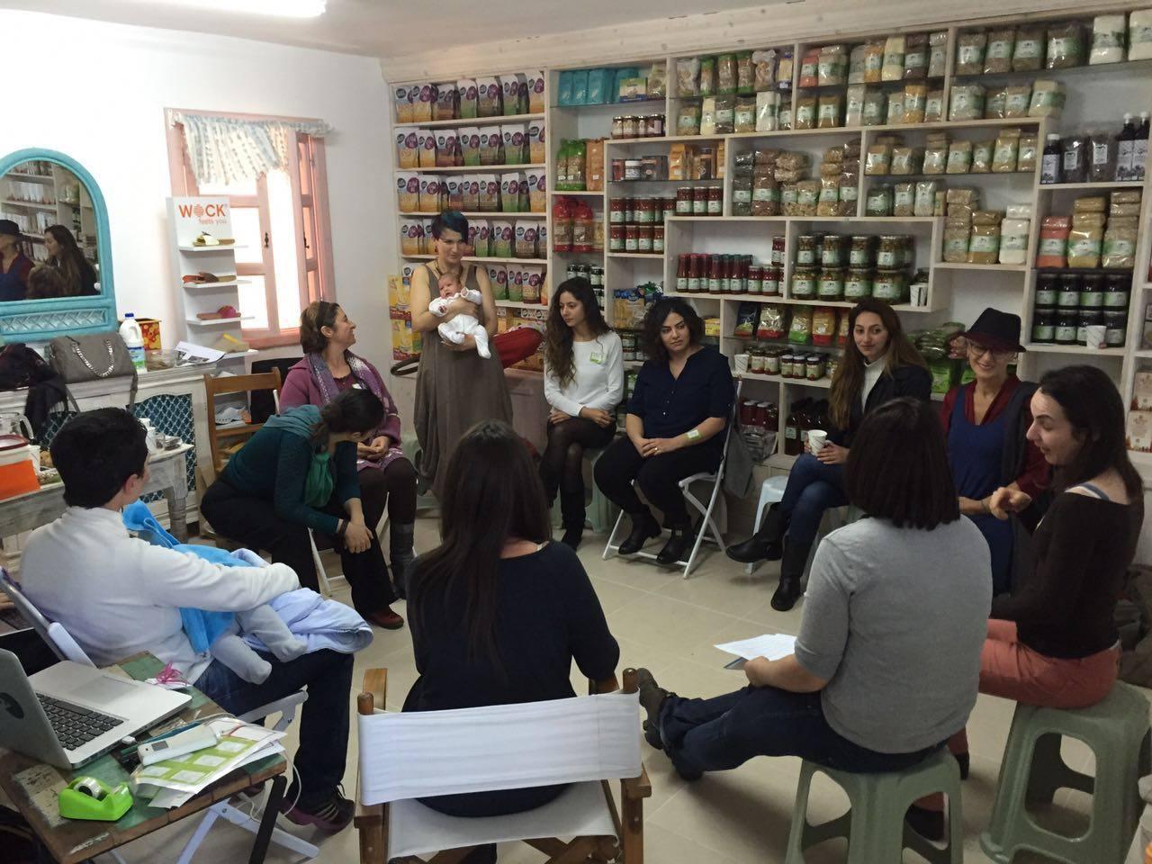 Open Birth Forward Meeting Kyrenia
