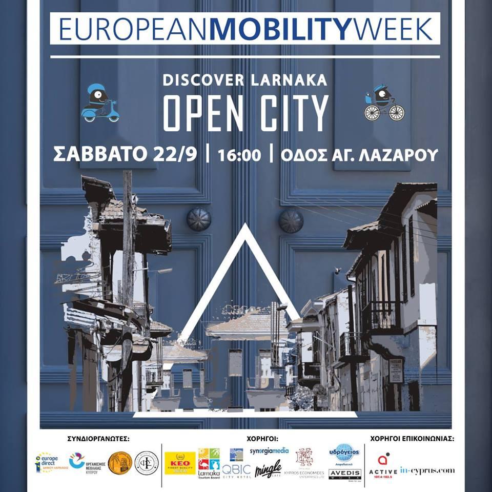 1st Discover Larnaka Open City Festival