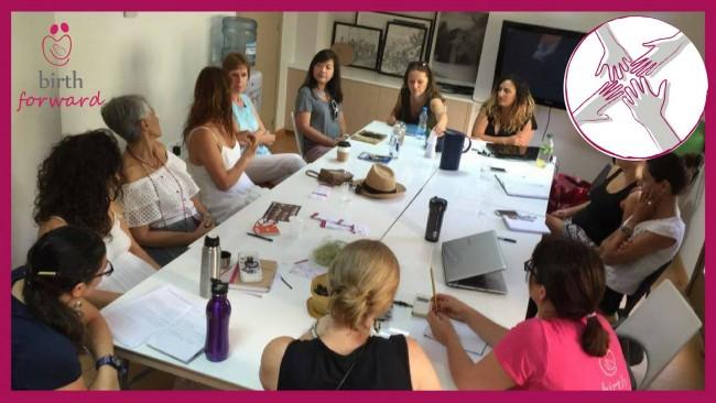 Open Islandwide Birth Forward Meeting Nicosia