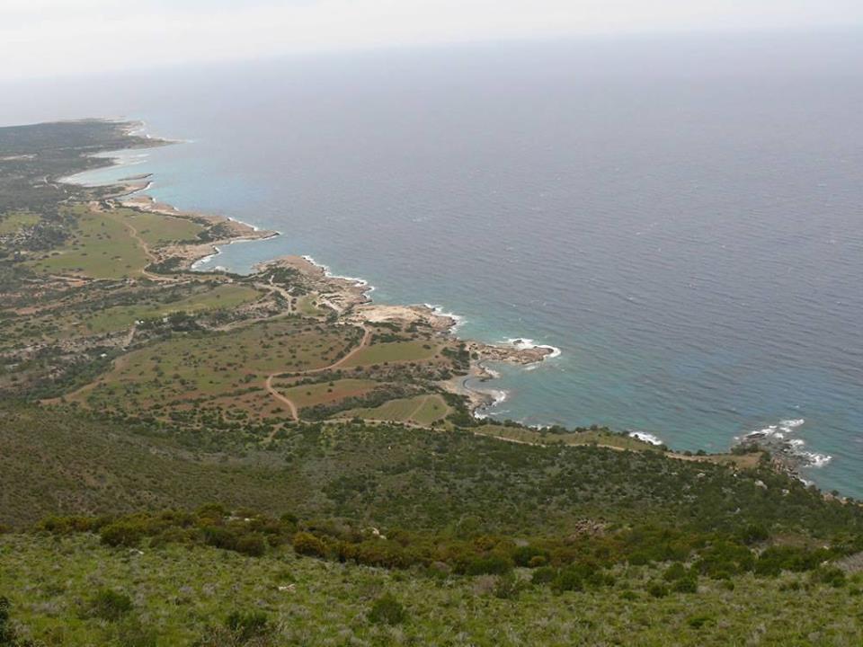 Akamas Panorama guided walk