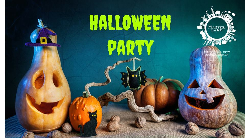 Halloween Party at Masterland
