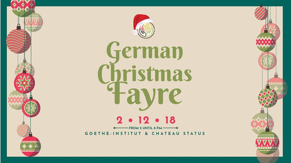 German Christmas Fayre / Weihnachtsmarkt 2018