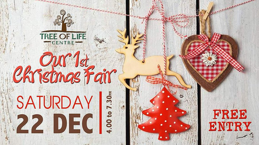 Tree of Life Christmas Fair