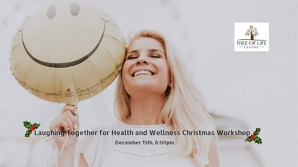 Laughing Together Christmas workshop