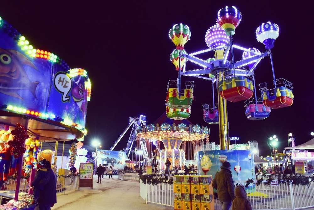 Christmas Fairyland Nicosia