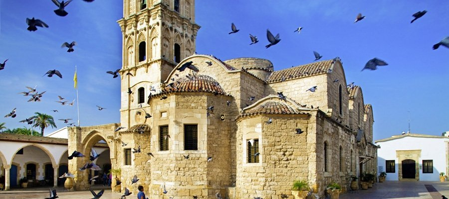 Larnaca Walks