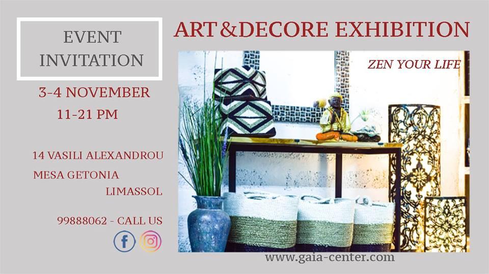 ZEN YOUR LIFE - exhibition