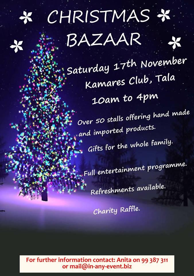 Kamares Christmas Bazaar