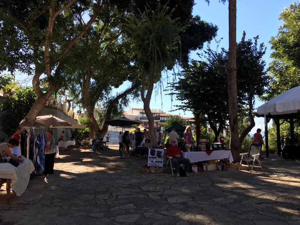 Peyia Village Christmas Market
