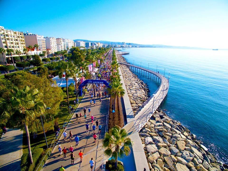 OPAP Limassol Marathon GSO 2019