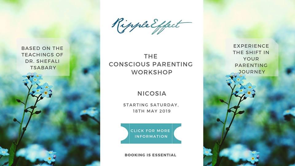 The Conscious Parenting Workshop - Nicosia