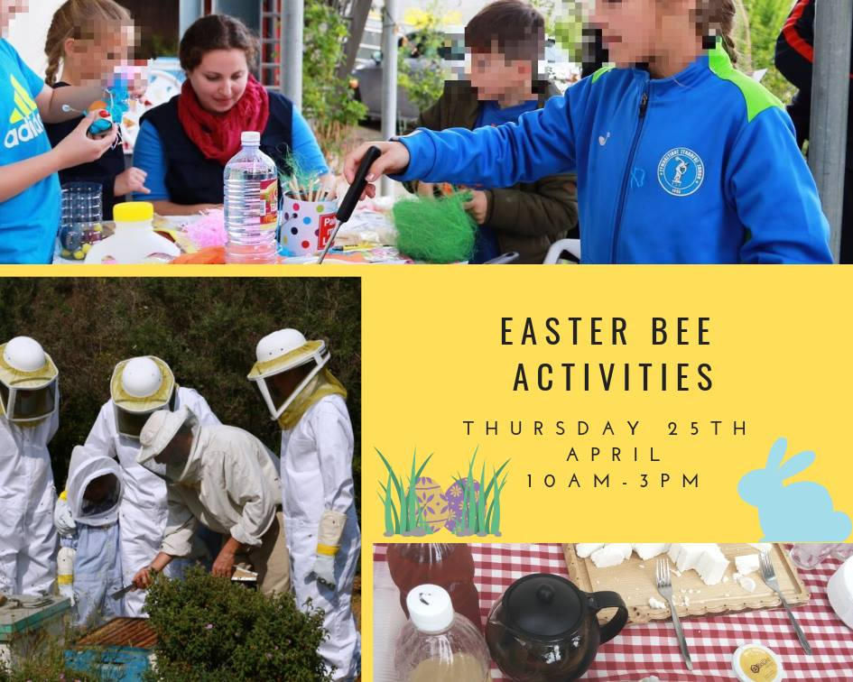 Easter Bee Activity