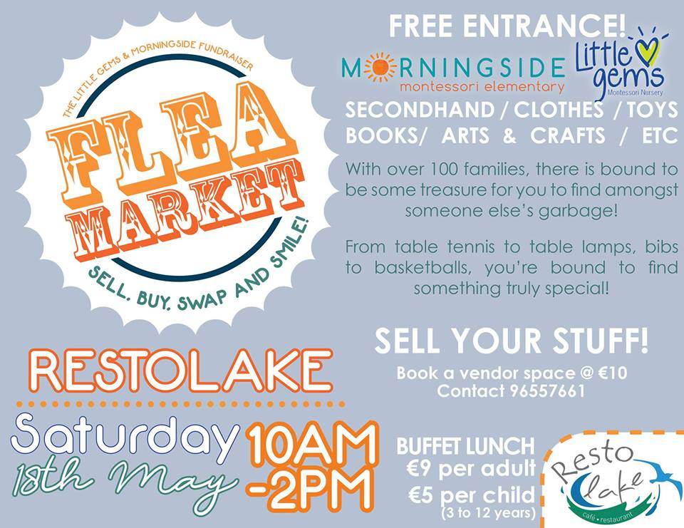 Flea Market & Car Boot Sale