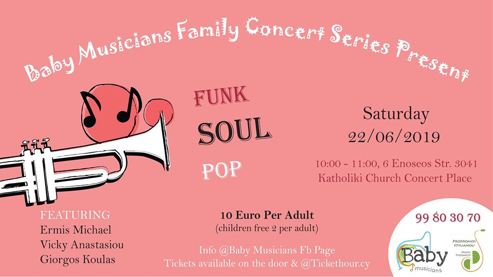 Baby Musicians Family Concert